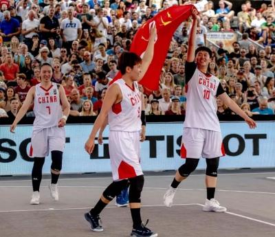 她们,获得中国史上首个世界篮球冠军!