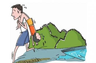 """紧急提醒!""""倒背跑步""""救溺水儿童不靠谱"""