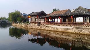 微山湖裏的運河古鎮——南陽古鎮