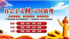 【社會主義核心價值觀】構筑中國精神中國價值中國力量