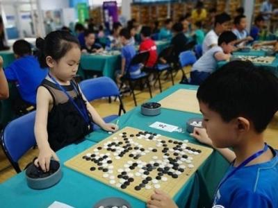 現實版《圍棋少年》!山東省少兒棋類運動會圍棋比賽開幕