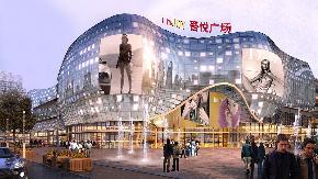 五大城市综合体同步推进 太白湖新区城市配套更完善