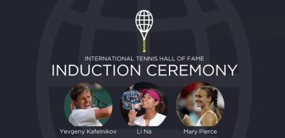 厉害了我的娜!亚洲第一人 李娜正式进入国际网球名人堂
