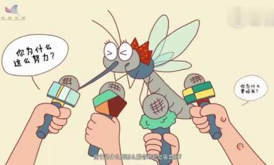 蚊子为啥独宠你?被叮后为啥长红包?3分钟看懂蚊子的吸血套路