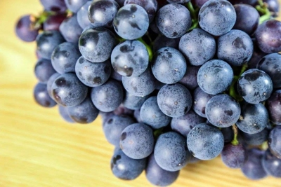 """@济宁人,水果上的""""白霜""""是农药残留吗?答案在这里"""