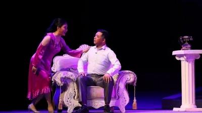 山东梆子《两面人生》济宁首演 给观众上了堂廉政课