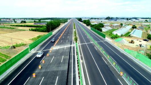 山东将迎来8车道高速时代 济青北线分车道限速值公开
