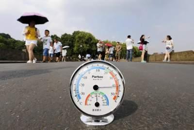 热?热热热热热热!北方开启今年最大范围高温模式