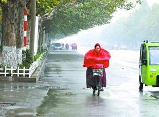 """""""雨神""""暂住济宁  未来七天或天天有雨"""