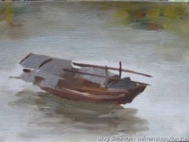 《搖曳的蚱蜢舟》