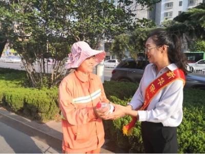 """新华保险济宁中支开展""""五进入""""活动"""