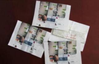 該!男子自製小卡片散布謠言詆毀必威betway籍女友被拘留