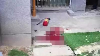 女子被高空拋物砸中死亡!這次竟然是兩個滅火器……