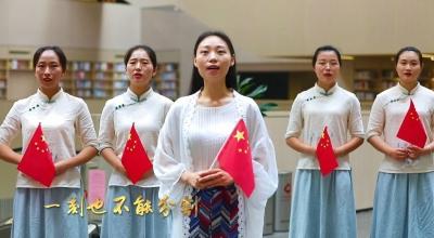 燃爆!太白湖新区上演对祖国爱的告白 为新中国成立70周年献礼