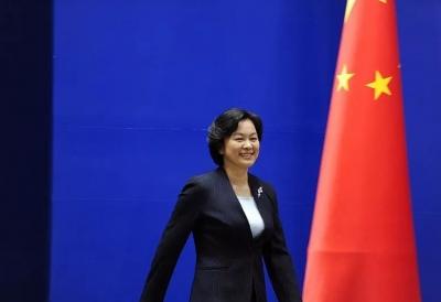 华春莹出任外交部新闻司司长