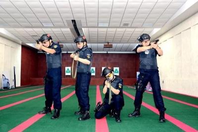 招聘!任城區公安分局招聘特巡警30人 期待心懷警營夢的你加入