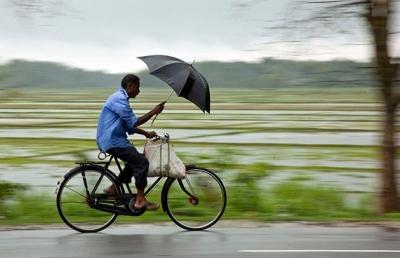 最新雨情通報!最大降雨在泗水 今天下午到夜間局部或有小陣雨