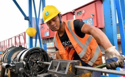 """曲阜首家產業工會組織成立 建築工人有了自己的""""職工之家"""""""