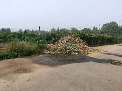 兖州刘岗社区垃圾堆积如山 网友晒图喊话部门快清理