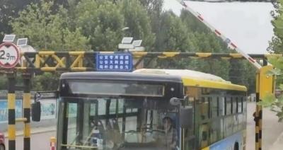 遥控升降杆投用,城际公交C611后天恢复原线路运行