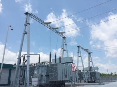 必威betway幸福220千伏輸變電工程竣工送電