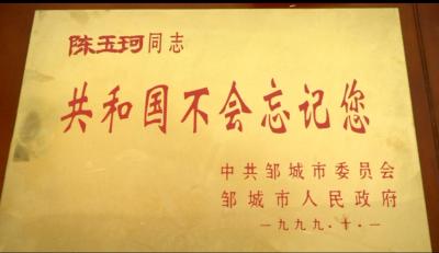 他所在团队第一个攻占南京总统府,听邹城老兵回忆峥嵘岁月