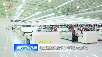 山东如意科技控股有限公司入围2019年山东民营企业100强