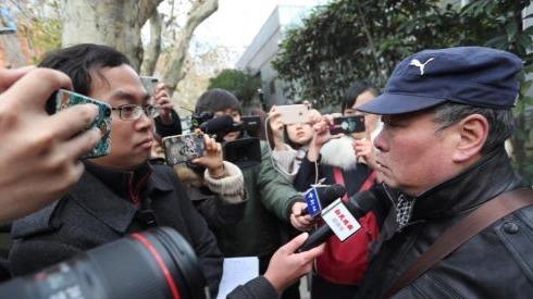 上海殺妻藏尸案今迎二審宣判 被害人父親:希望死刑