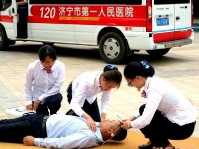 """太白湖新区举行综合应急演练  推进""""红色物业""""落地生根"""