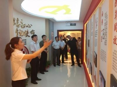 ?汶上县退役军人事务局开展庆七一主题党日活动