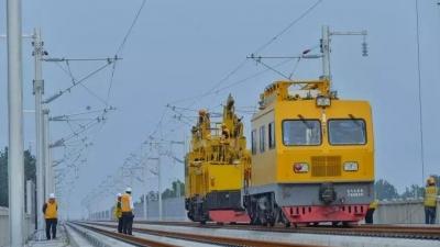 鲁南高铁日曲段7月25日全网送电 年底开通运营