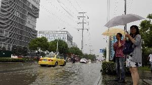 台风来袭 山东卫生健康部门发布8条健康提示