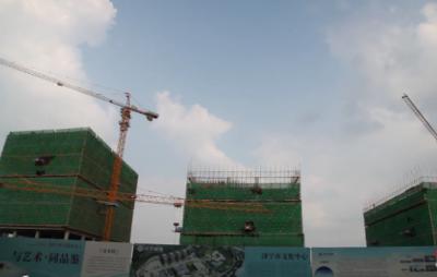 大干三季度 |太白湖新區項目大提速 濟寧市博物館國慶節開館