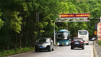 市民注意!济宁这段路9月7日起启用治超非检测系统