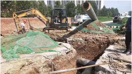 网友投诉高新区碧桂园工地深夜施工 部门晒图称:未发现动工