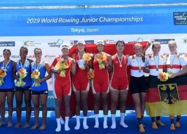 喜讯!2名金乡籍运动员获2019年赛艇世青赛冠军