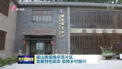 梁山贾堌堆示范片区:发展特色旅游 助推乡村振兴