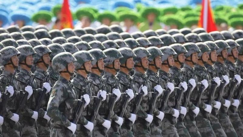 期待!10月1日盛大閱兵式!我們在濟寧,心向北京!!