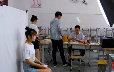 更济宁|高职扩招引关注 金乡考生报名火爆