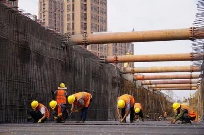 車站西路升級改造 預計明年底具備全線通車條件