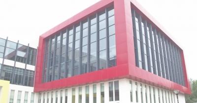 济宁市机关幼儿园(太白湖新园)即将实现竣工移交