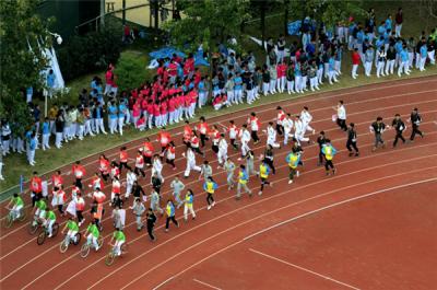 省第十四屆學生運動會(中學組)將于8月16日在濟寧開幕