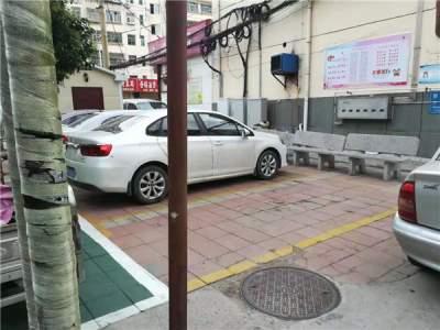 一追到底|小区乱占停车位难题有回应  社区做出承诺