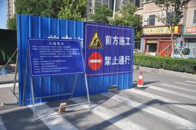 濟寧高新區這幾條路雨污分流改造,預計10月中旬完工