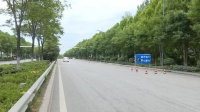 預計9月中旬通車!濟寧高新區孟子大道部分路段半封閉施工