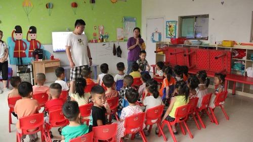 济宁学院暑期社会实践 助推乡村教育 奉献青春风采