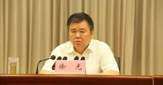河南省政府黨組成員、副省長徐光被查!