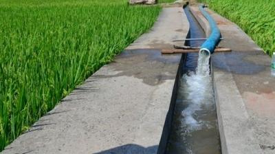 抗旱Ⅳ級應急響應 濟寧調1.38億立方米黃河水解渴