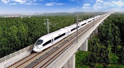 魯南高速鐵路日照西至曲阜東段8月1日開始聯調聯試