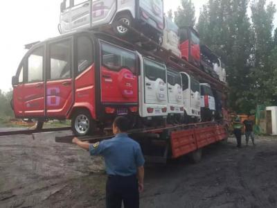 金乡货车司机注意啦!已有100余辆非法改装车辆被查